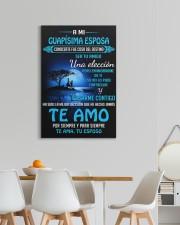 A MI GUAPISIMA ESPOSA 20x30 Gallery Wrapped Canvas Prints aos-canvas-pgw-20x30-lifestyle-front-05
