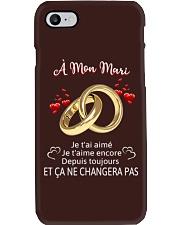 A MON MARI Phone Case tile