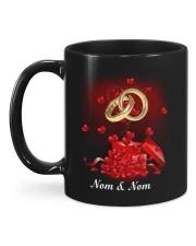 A MON MARI Mug back