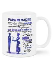 PARA MI MADRE Mug front