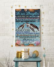 TO OUR DAUGHTER 11x17 Poster lifestyle-holiday-poster-3