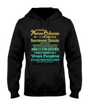 JE SUIS UNE MAMAN  Hooded Sweatshirt thumbnail