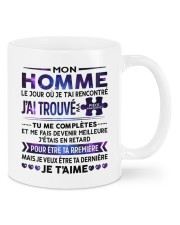 MON HOMME Mug front