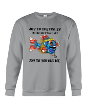JOY TO THE FISHES  Crewneck Sweatshirt thumbnail