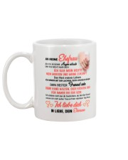 AN MEINE EHEFRAU Mug back
