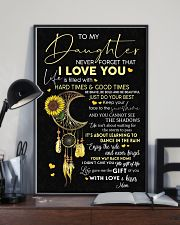 TO MY DAUGHTER 24x36 Poster lifestyle-poster-2