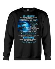 MI HOMBRE Crewneck Sweatshirt thumbnail