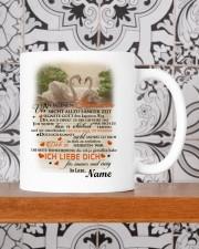 AN MEINEN EHEMANN Mug ceramic-mug-lifestyle-48