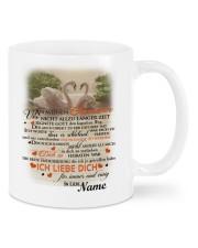 AN MEINEN EHEMANN Mug front