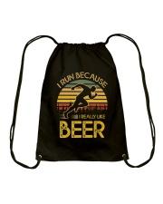 BEER Drawstring Bag thumbnail