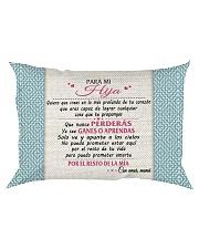 PARA MI HIJA Rectangular Pillowcase front