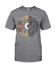 OH GIVE ME THE BEAT  Classic T-Shirt front