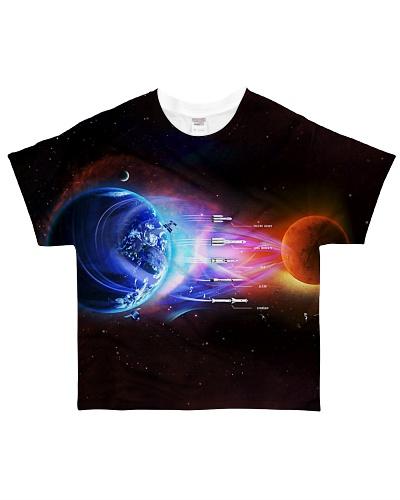 Get2Mars T-shirt