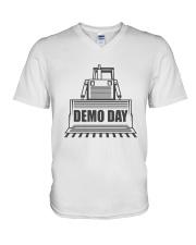 Demo Day V-Neck T-Shirt thumbnail