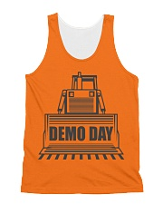 Demo Day All-over Unisex Tank thumbnail