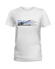 Elite Camper Ladies T-Shirt thumbnail