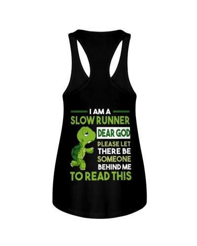 I'm a slow runner