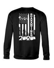 senior quarantined flag v3 Crewneck Sweatshirt thumbnail