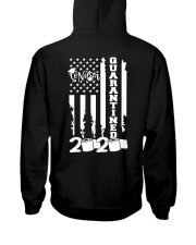 senior quarantined flag v3 Hooded Sweatshirt thumbnail