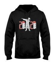 Senior dabbing Hooded Sweatshirt tile