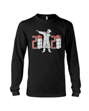 Senior dabbing Long Sleeve Tee tile