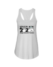 SENIOR MOM Ladies Flowy Tank thumbnail
