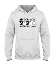 SENIOR MOM Hooded Sweatshirt thumbnail