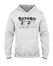 Getting real Hooded Sweatshirt thumbnail
