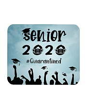 Facemask Senior 2020 quarantined Mousepad thumbnail