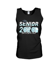 Class of 2020 getting real Unisex Tank thumbnail