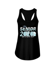 Class of 2020 getting real Ladies Flowy Tank thumbnail