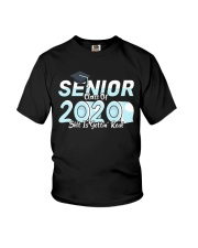 Class of 2020 getting real Youth T-Shirt thumbnail