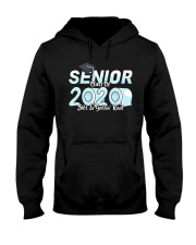 Class of 2020 getting real Hooded Sweatshirt thumbnail