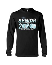 Class of 2020 getting real Long Sleeve Tee thumbnail