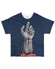 real hope All-over T-Shirt front