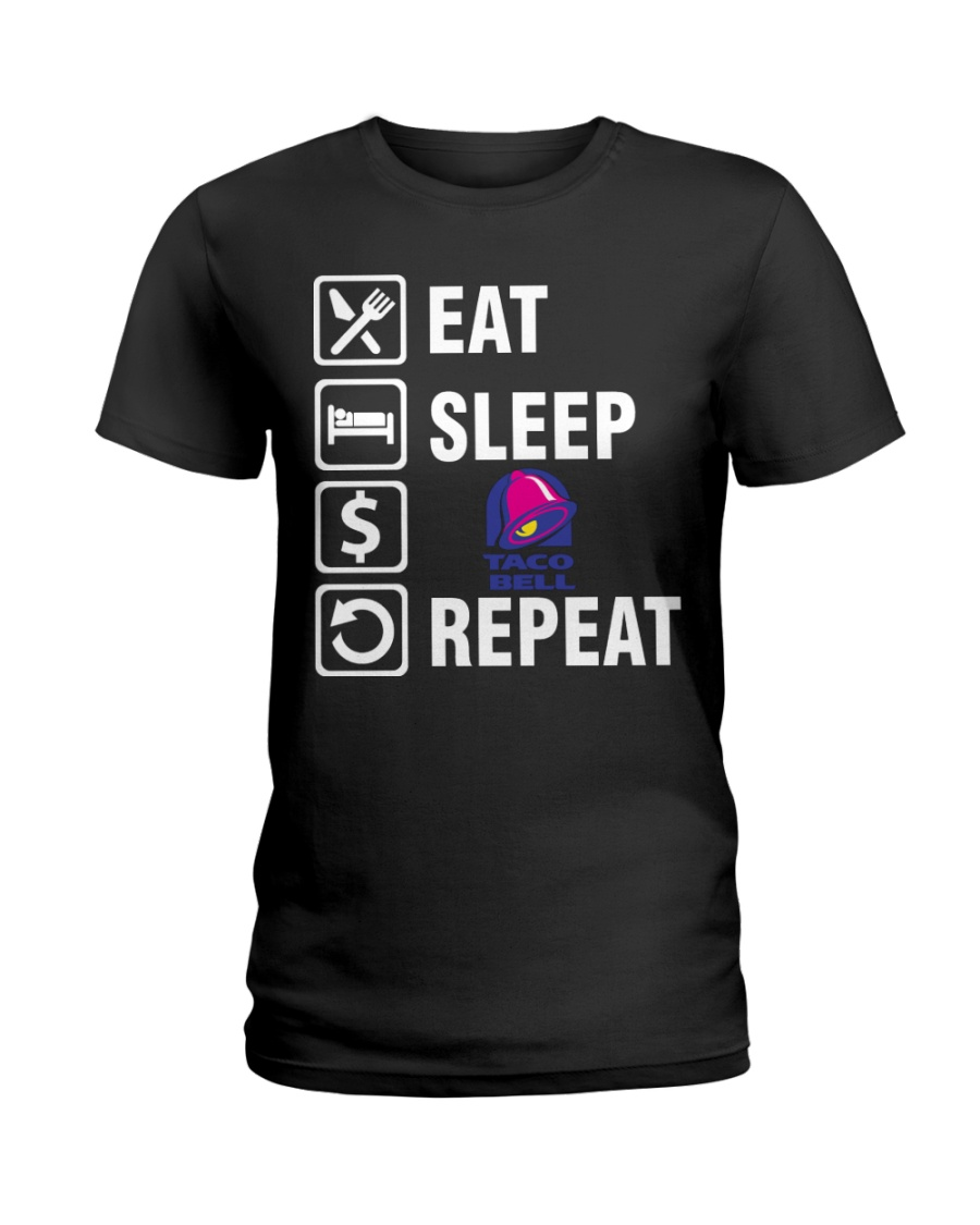 tacobell Ladies T-Shirt