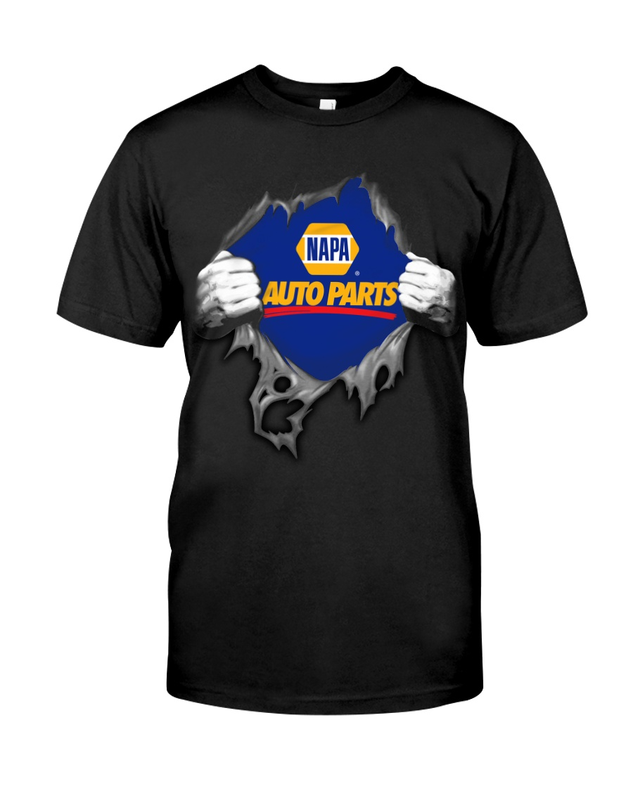 NAPAAUTOPARTS Premium Fit Mens Tee