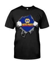 NAPAAUTOPARTS Premium Fit Mens Tee front