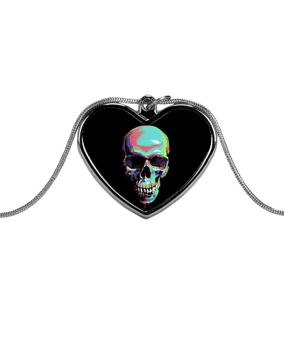 Skullers Necklace Skull IN-06