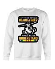 YOU 'LL NEVER UNDERSTAND Crewneck Sweatshirt thumbnail