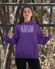 OCCUPY DEMOCRATS UNIFORM Hooded Sweatshirt apparel-hooded-sweatshirt-lifestyle-05