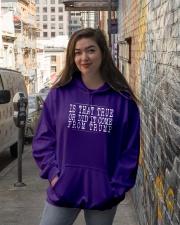 OCCUPY DEMOCRATS UNIFORM Hooded Sweatshirt lifestyle-unisex-hoodie-front-1