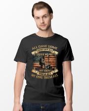 WE OWE THEM Classic T-Shirt lifestyle-mens-crewneck-front-15