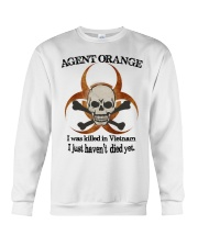 AGENT ORANGE Crewneck Sweatshirt thumbnail