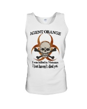 AGENT ORANGE Unisex Tank thumbnail
