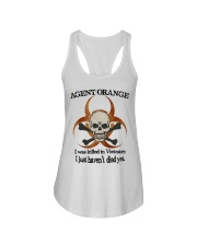 AGENT ORANGE Ladies Flowy Tank thumbnail