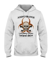 AGENT ORANGE Hooded Sweatshirt thumbnail