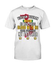 VIETNAM VETERAN Classic T-Shirt tile