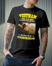 BETRAYED Classic T-Shirt lifestyle-mens-crewneck-front-6