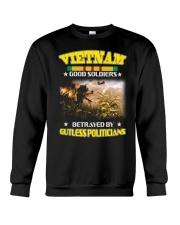BETRAYED Crewneck Sweatshirt thumbnail
